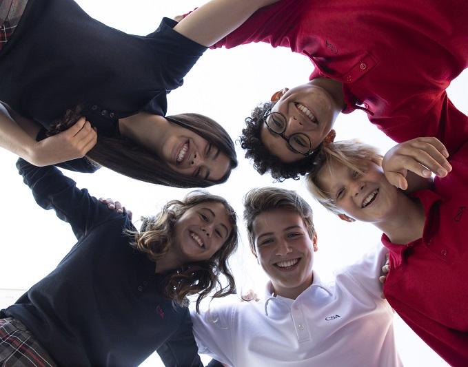 Groupe d'étudiants de St-Alex